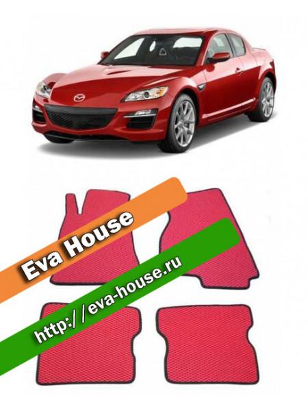 Автоковрики для Mazda RX-8 (2003-2011)