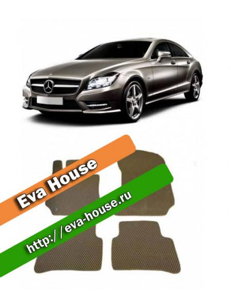 Автоковрики для Mercedes-Benz CLS-класс II (C218; 2011-н.в.)