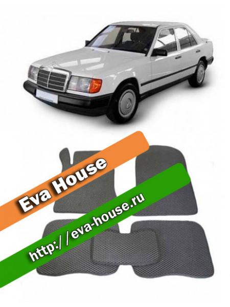 Автоковрики для Mercedes-Benz E-класс I (W124; 1992-1996)