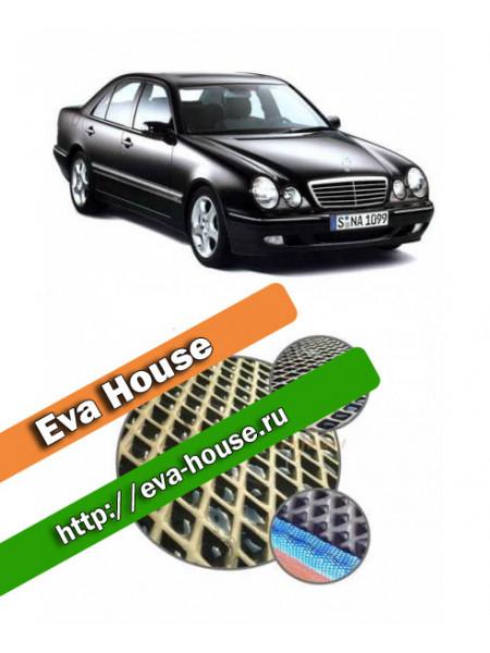 Автоковрики для Mercedes-Benz E-класс II (W210; 1995-2003)