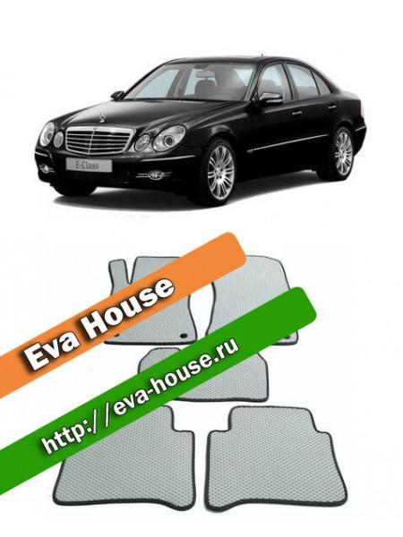 Автоковрики для Mercedes-Benz E-класс III (W211; 2002-2009)