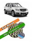 Автоковрики для Mercedes-Benz GLK-класс (X204; 2008-2015)