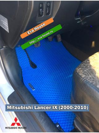 Автоковрики для Mitsubishi Lancer IX (2000-2010)