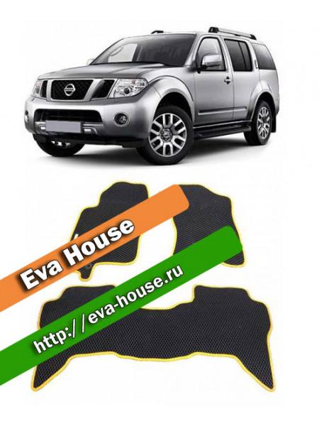 Автоковрики для Nissan Pathfinder III (R51; 2004-2010)