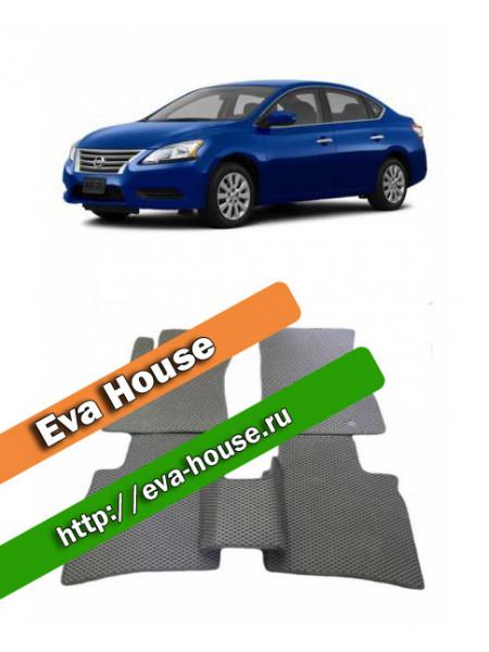 Автоковрики для Nissan Sentra VII (B17; 2012-н.в.)