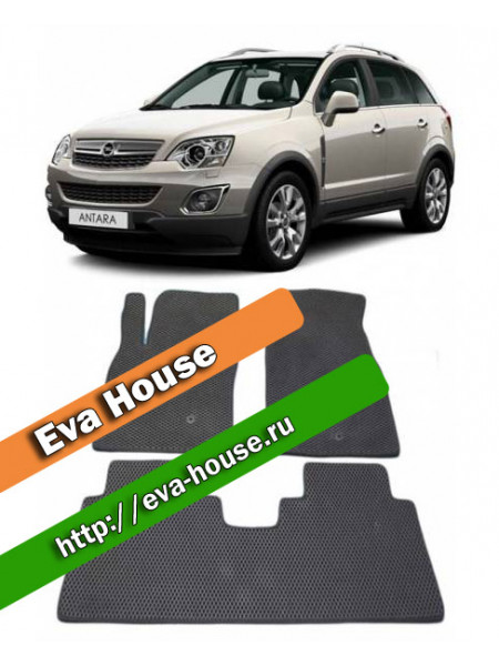 Автоковрики для Opel Antara I (2006-2010)