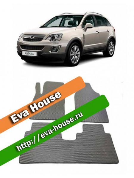 Автоковрики для Opel Antara I рестайлинг (2010-2015)