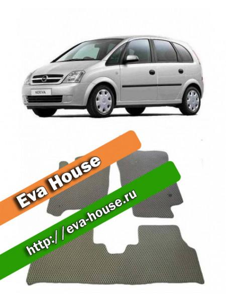 Автоковрики для Opel Meriva A (2002-2010)
