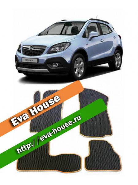 Автоковрики для Opel Mokka (2012-н.в.)