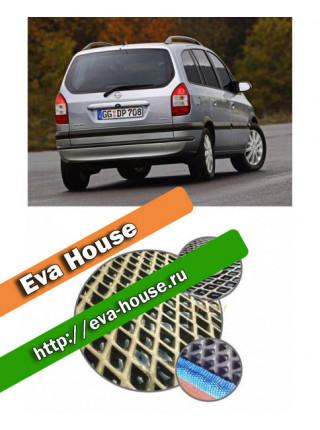 Автоковрики для Opel Zafira A (1999-2005)