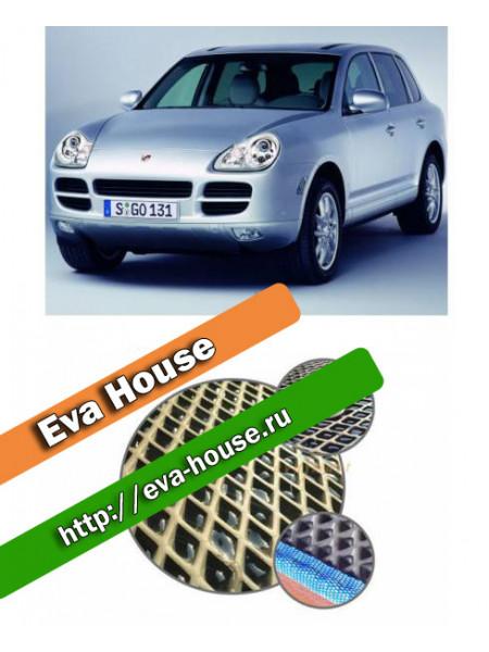 Автоковрики для Porsche Cayenne I (955; 2002-2007)