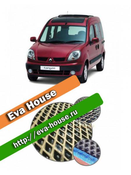 Автоковрики для Renault Kangoo I (1998-2008)