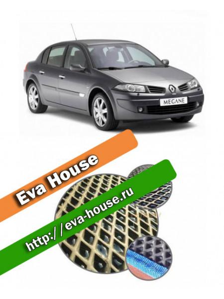 Автоковрики для Renault Megane II (2003-2006)