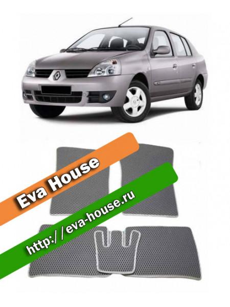 Автоковрики для Renault Symbol (1998-2008)