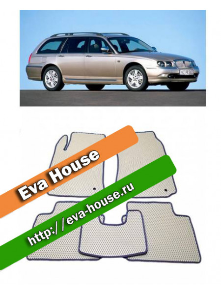 Автоковрики для Rover 75 (1999-2004)