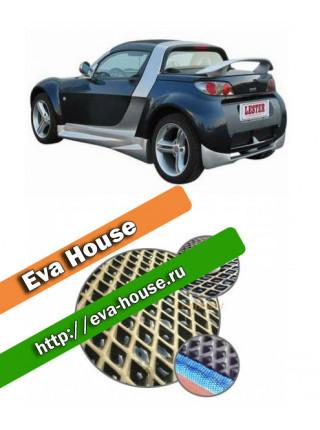 Автоковрики для Smart Roadster (2003-2006)