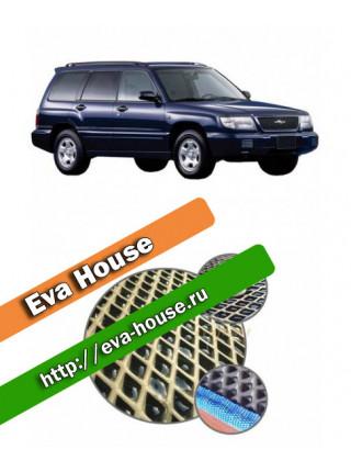 Автоковрики для Subaru Forester I (SF; 1997-2002)