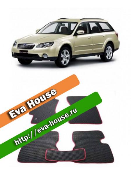 Автоковрики для Subaru Outback III (2003-2009)
