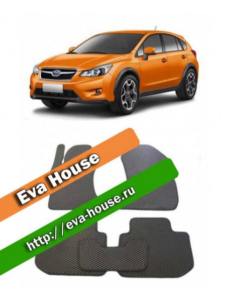 Автоковрики для Subaru XV (2011-2015)