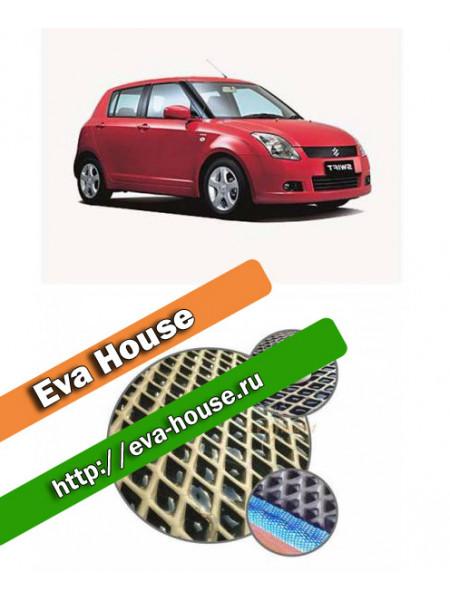 Автоковрики для Suzuki Swift IV (2010-2013)