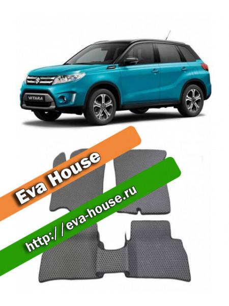 Автоковрики для Suzuki Vitara II (2014-н.в.)
