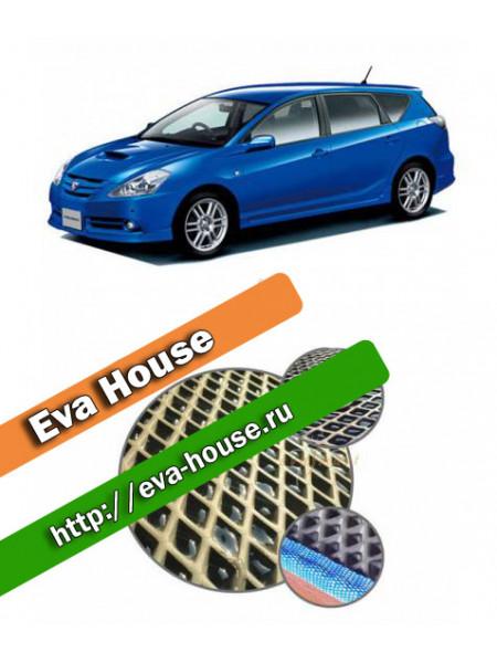 Автоковрики для Toyota Caldina (T240; 2002-2007)