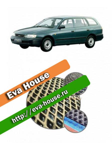 Автоковрики для Toyota Caldina (T190; 1992-1997)