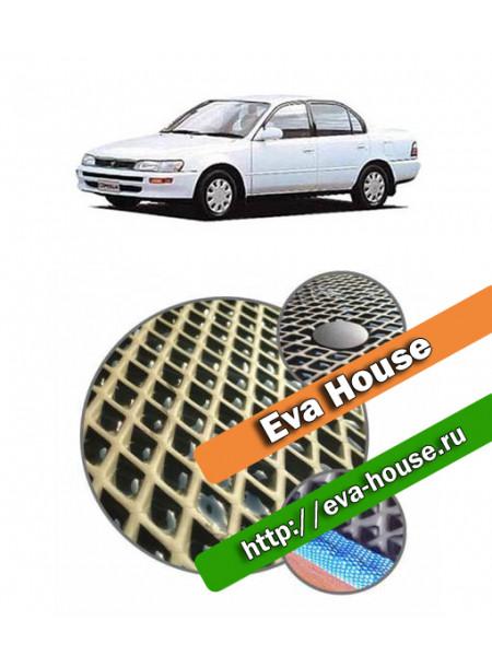 Автоковрики для Toyota Corolla (E100; 1991-1997)