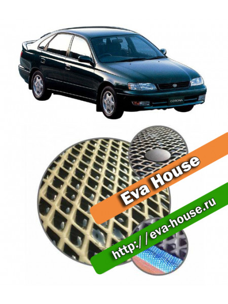 Автоковрики для Toyota Corona (T210; 1996-2001)