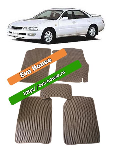 Автоковрики для Toyota Corona (T190; 1992-1996)