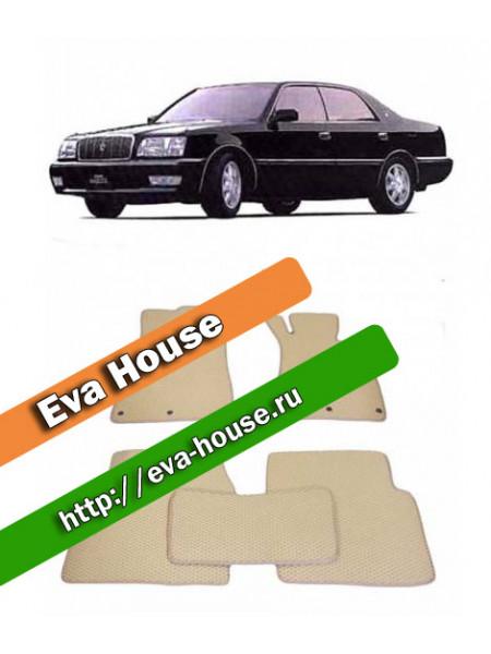 Автоковрики для Toyota Crown (S150; 1995-1999)