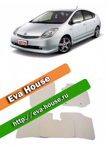 Автоковрики для Toyota Prius (NHW20; 2004-2009)