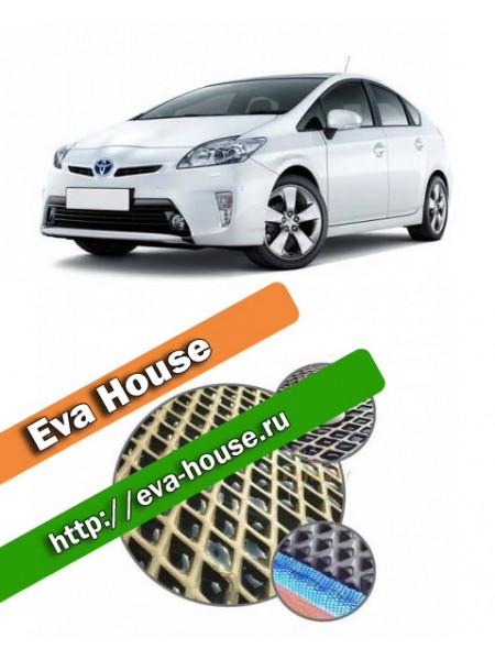 Автоковрики для Toyota Prius (NHW30; 2009-н.в.)