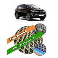 Автоковрики для Toyota RAV4 IV (CA40; 2013-2015)