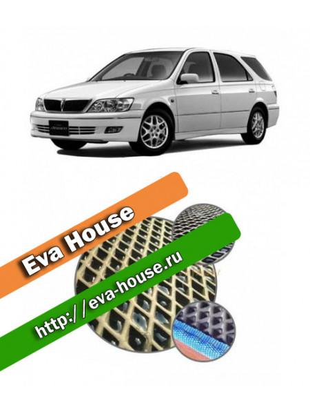 Автоковрики для Toyota Vista правый руль (V50; 1998-2003)