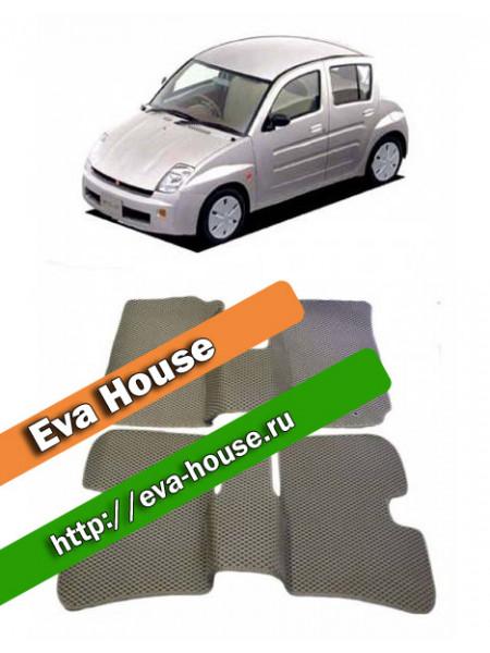Автоковрики для Toyota Will I (Vi; 1999-2001)