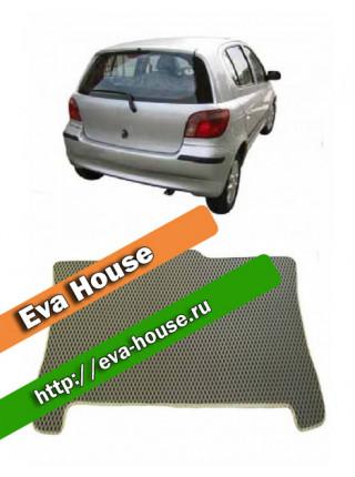 Автоковрики для Toyota Yaris I (1999-2003)