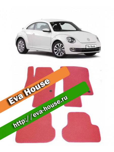 Автоковрики для Volkswagen Beetle A5 3d (2013-2016)