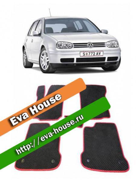 Автоковрики для Volkswagen Golf IV 5d (1997-2005)