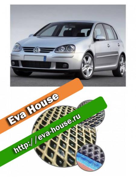 Автоковрики для Volkswagen Golf V (2003-2009)