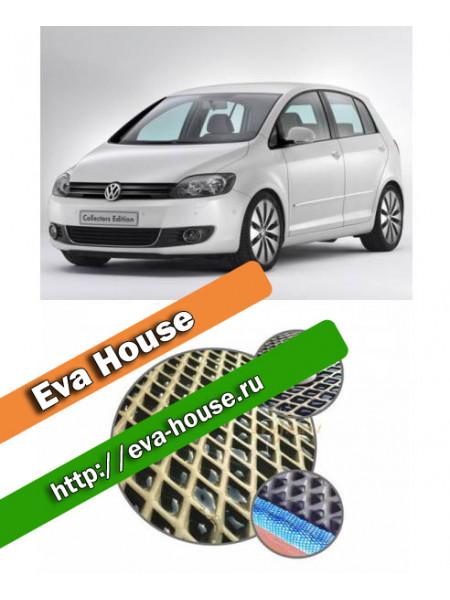 Автоковрики для Volkswagen Golf V Plus (2012-н.в.)