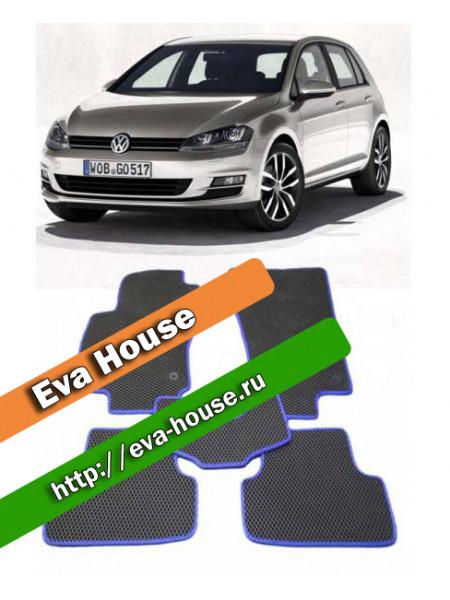 Автоковрики для Volkswagen Golf VII (2013-2015)