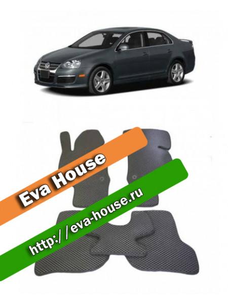 Автоковрики для Volkswagen Jetta V (2005-2011)