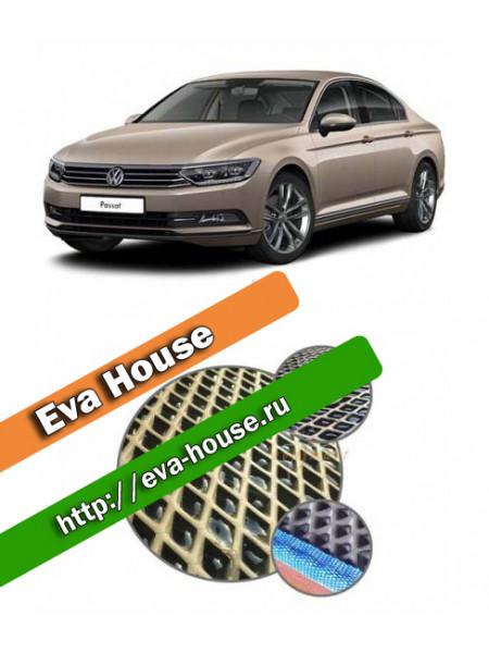 Автоковрики для Volkswagen Passat B8 (2016-н.в.)
