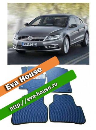 Автоковрики для Volkswagen Passat CC (2008-н.в.)