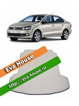 Автоковрики для Volkswagen Polo V (2010-н.в.)