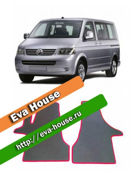 Автоковрики для Volkswagen Multivan T5