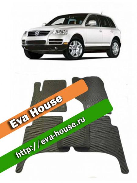 Автоковрики для Volkswagen Touareg I (2002-2010)