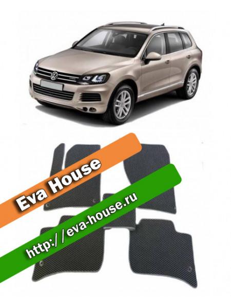 Автоковрики для Volkswagen Touareg II (2010-н.в.)