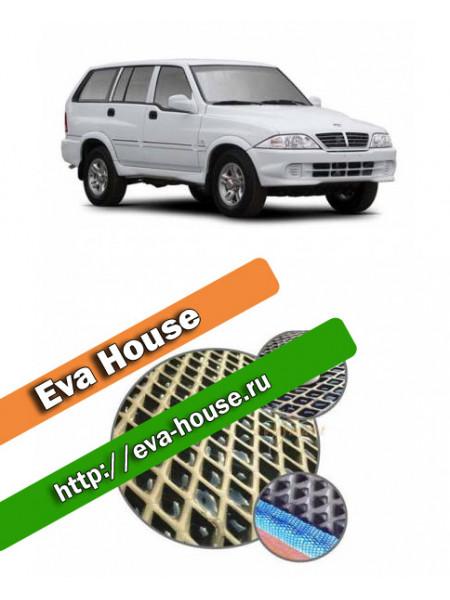 Автоковрики для ТагАЗ Road Partner (2008-2011)